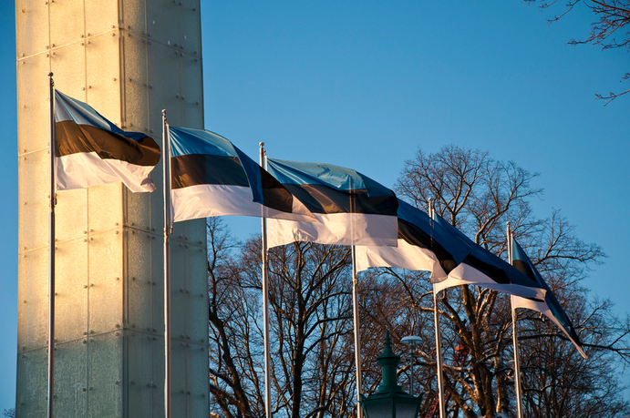The Symbolism of Colors of the Estonian Flag