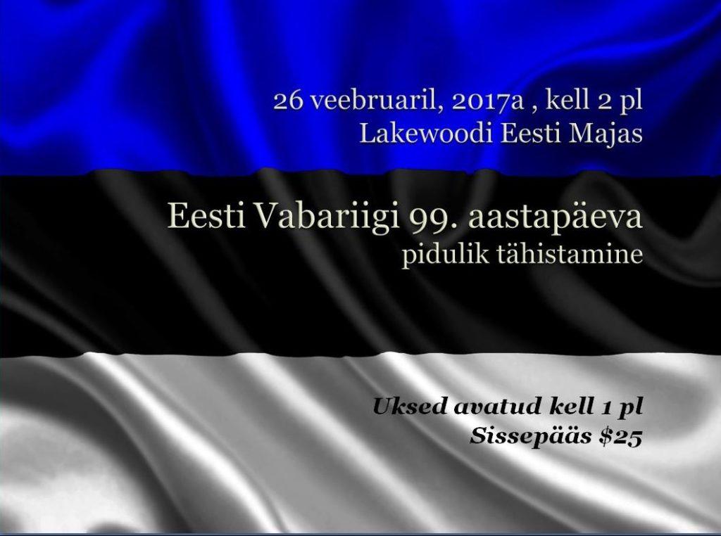 EVA kuulutus 99